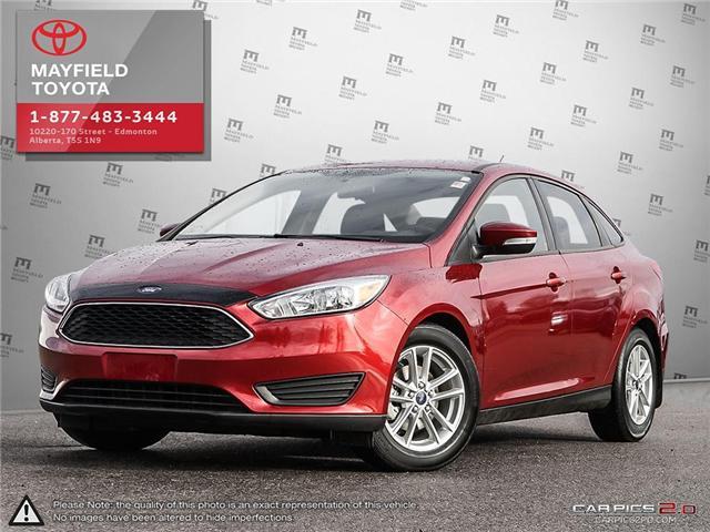 2015 Ford Focus SE (Stk: 1801255B) in Edmonton - Image 1 of 20