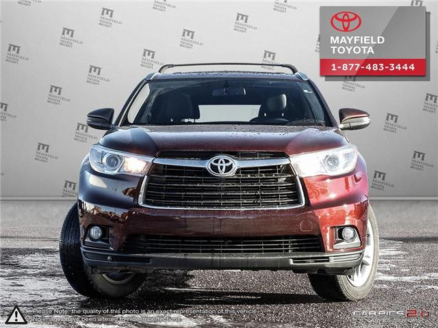 2016 Toyota Highlander Limited (Stk: 196396A) in Edmonton - Image 2 of 20