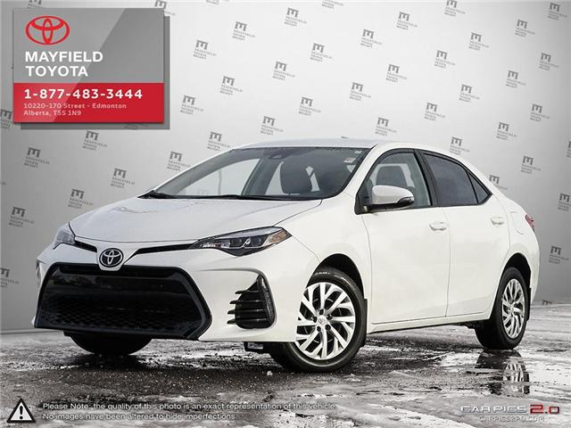2017 Toyota Corolla SE (Stk: 196343A) in Edmonton - Image 1 of 20
