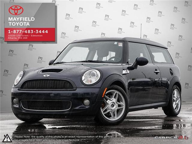 2009 MINI Cooper S Clubman Base (Stk: 1802323A) in Edmonton - Image 1 of 20