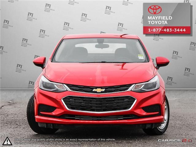 2018 Chevrolet Cruze LT Auto (Stk: 184267) in Edmonton - Image 2 of 22