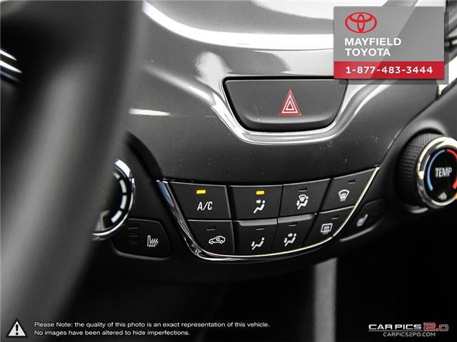 2018 Chevrolet Cruze LT Auto (Stk: 184267) in Edmonton - Image 16 of 22