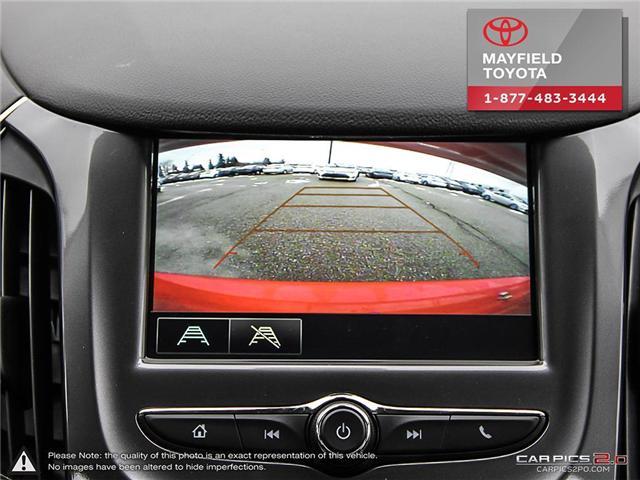 2018 Chevrolet Cruze LT Auto (Stk: 184267) in Edmonton - Image 21 of 22