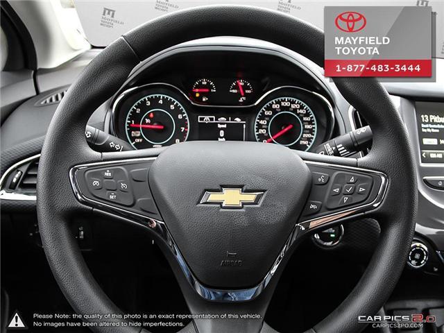 2018 Chevrolet Cruze LT Auto (Stk: 184267) in Edmonton - Image 13 of 22