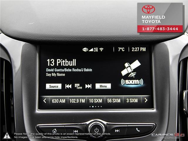 2018 Chevrolet Cruze LT Auto (Stk: 184267) in Edmonton - Image 17 of 22