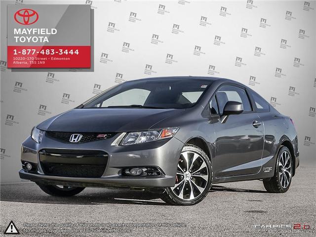 2013 Honda Civic Si (Stk: 184239A) in Edmonton - Image 1 of 20