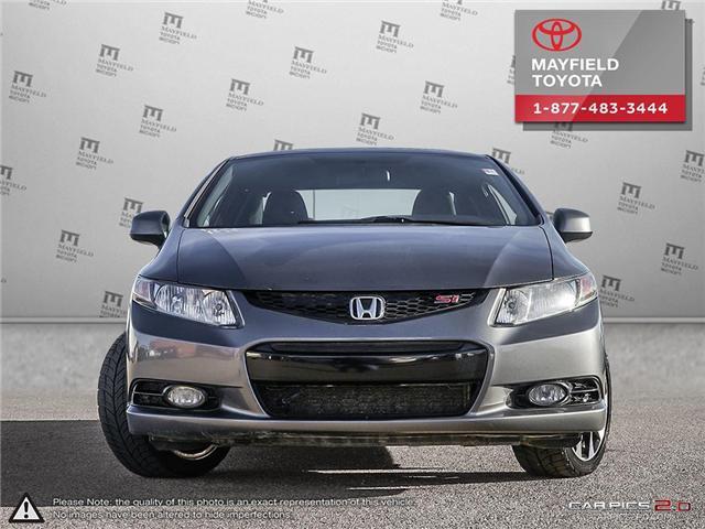 2013 Honda Civic Si (Stk: 184239A) in Edmonton - Image 2 of 20