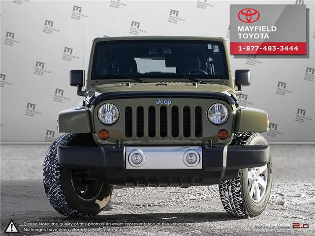 2013 Jeep Wrangler Unlimited Sahara (Stk: 1862681A) in Edmonton - Image 2 of 20