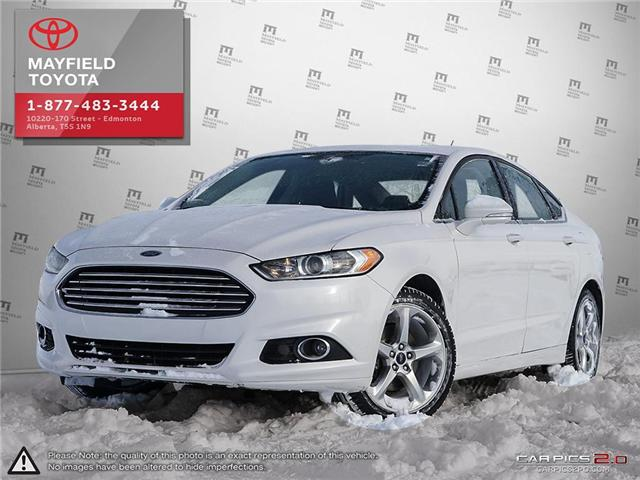 2014 Ford Fusion SE (Stk: 190142A) in Edmonton - Image 1 of 20