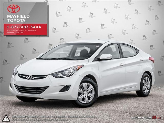 2013 Hyundai Elantra GLS (Stk: 190058A) in Edmonton - Image 1 of 20