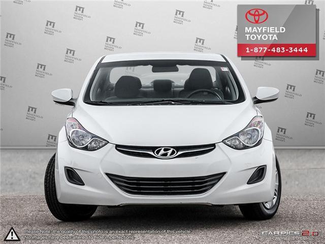 2013 Hyundai Elantra GLS (Stk: 190058A) in Edmonton - Image 2 of 20