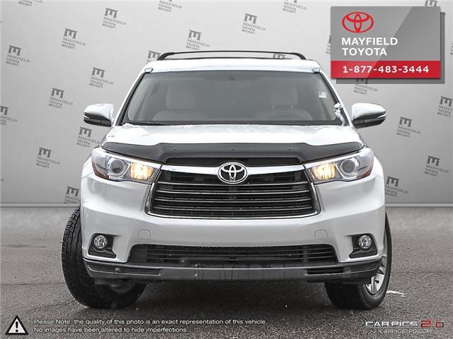 2015 Toyota Highlander Limited (Stk: 1802305A) in Edmonton - Image 2 of 27
