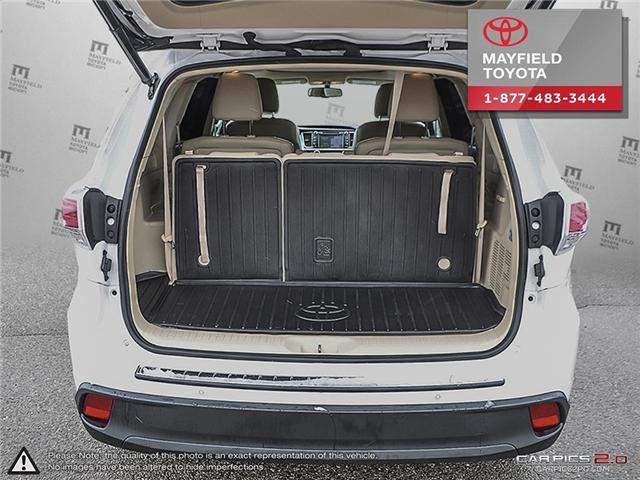 2015 Toyota Highlander Limited (Stk: 1802305A) in Edmonton - Image 11 of 27