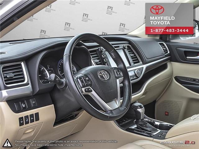 2015 Toyota Highlander Limited (Stk: 1802305A) in Edmonton - Image 13 of 27
