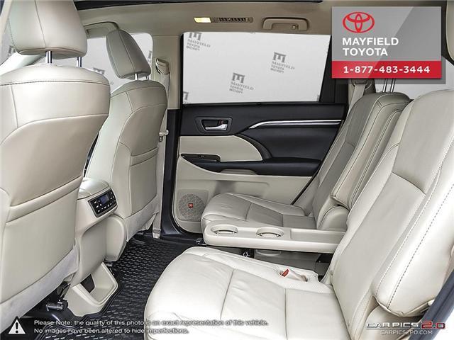 2015 Toyota Highlander Limited (Stk: 1802305A) in Edmonton - Image 24 of 27