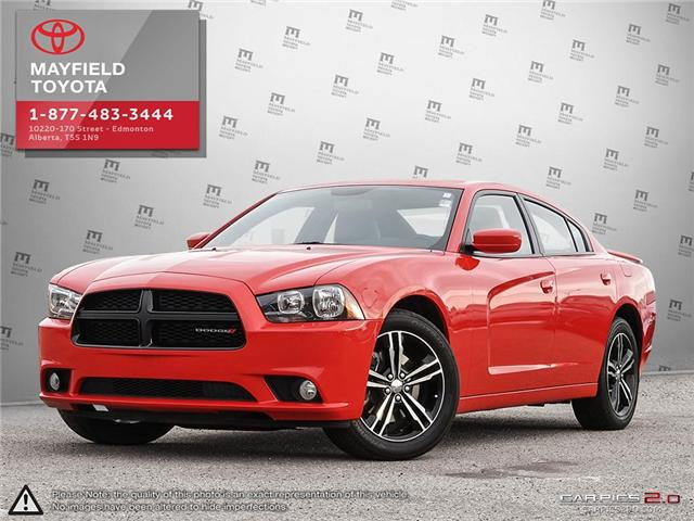 2014 Dodge Charger SXT (Stk: 190424A) in Edmonton - Image 1 of 20