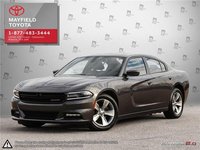 2017 Dodge Charger SXT (Stk: 184233) in Edmonton - Image 1 of 22