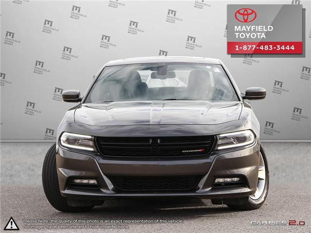 2017 Dodge Charger SXT (Stk: 184233) in Edmonton - Image 2 of 22