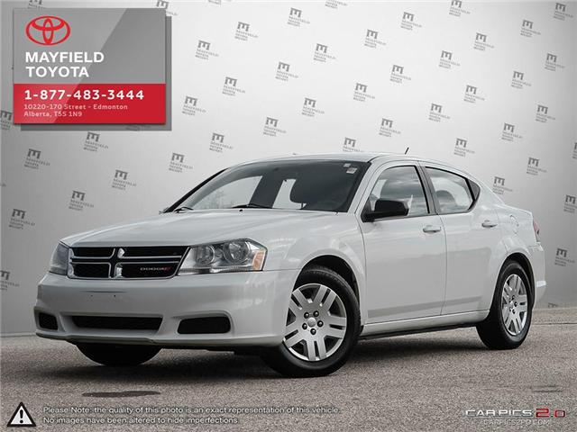 2012 Dodge Avenger Base (Stk: 184051A) in Edmonton - Image 1 of 20