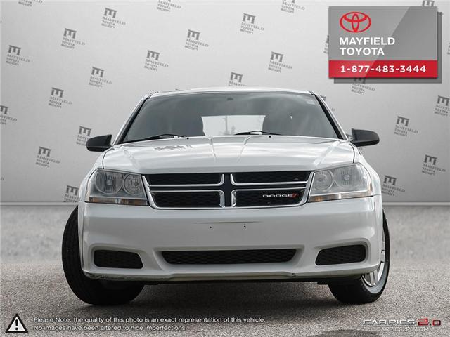 2012 Dodge Avenger Base (Stk: 184051A) in Edmonton - Image 2 of 20