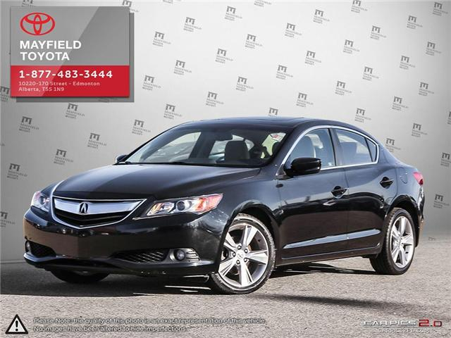 2013 Acura ILX Base (Stk: 1802577A) in Edmonton - Image 1 of 22