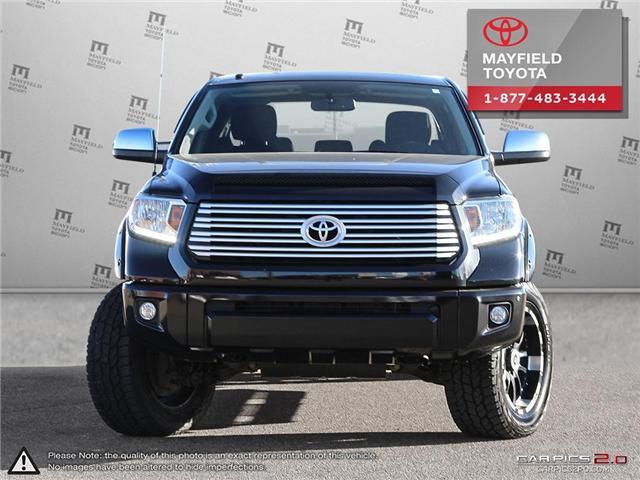 2015 Toyota Tundra Platinum 5.7L V8 (Stk: 184231A) in Edmonton - Image 2 of 22