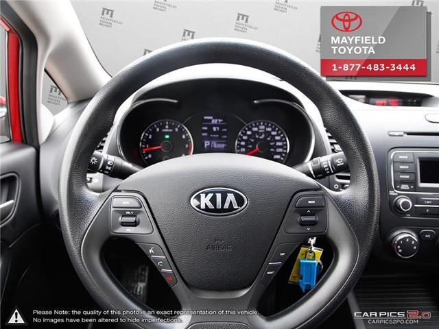 2014 Kia Forte 1.8L LX (Stk: 1702441A) in Edmonton - Image 13 of 20