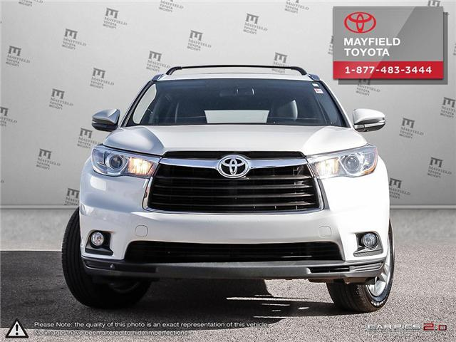 2015 Toyota Highlander Limited (Stk: 1802605A) in Edmonton - Image 2 of 20