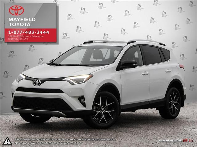 2016 Toyota RAV4 SE (Stk: 1801173A) in Edmonton - Image 1 of 22