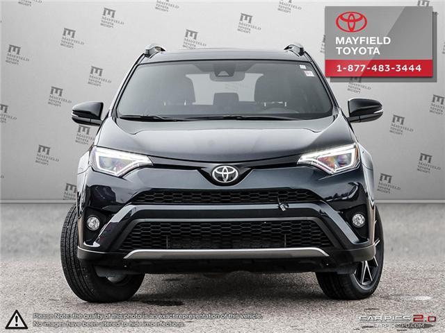 2017 Toyota RAV4 SE (Stk: 184176A) in Edmonton - Image 2 of 20