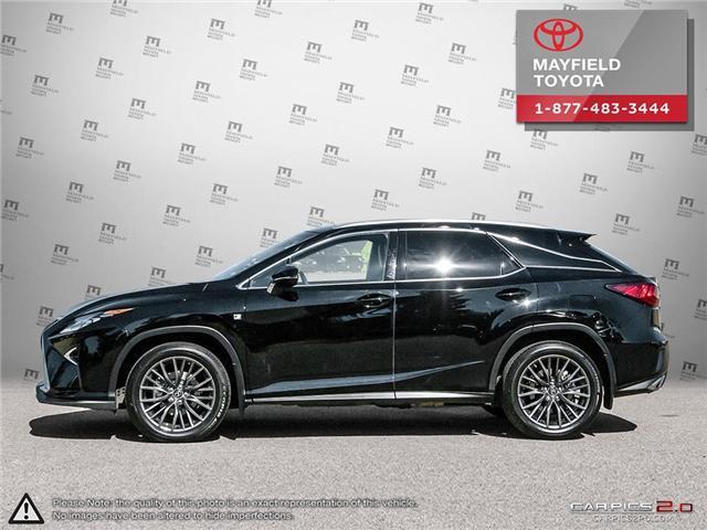 2017 Lexus RX 350 Base (Stk: 1802058A) in Edmonton - Image 3 of 20