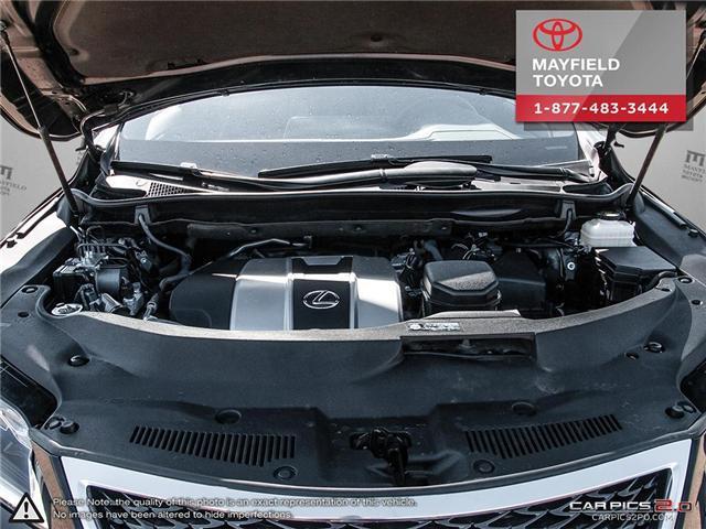 2017 Lexus RX 350 Base (Stk: 1802058A) in Edmonton - Image 8 of 20