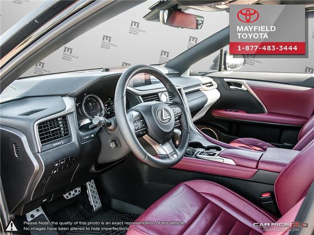 2017 Lexus RX 350 Base (Stk: 1802058A) in Edmonton - Image 12 of 20