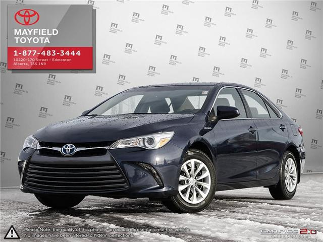 2015 Toyota Camry Hybrid LE (Stk: 1802560A) in Edmonton - Image 1 of 20