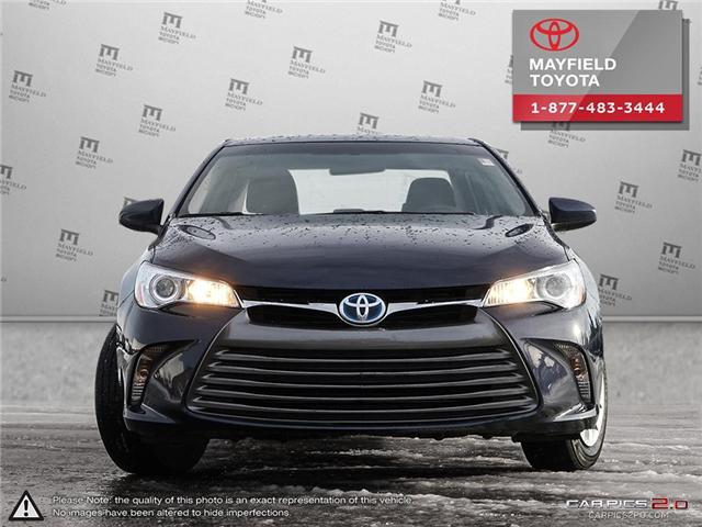 2015 Toyota Camry Hybrid LE (Stk: 1802560A) in Edmonton - Image 2 of 20