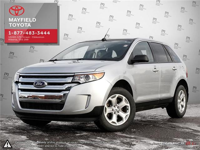 2014 Ford Edge SEL (Stk: 1802377A) in Edmonton - Image 1 of 20