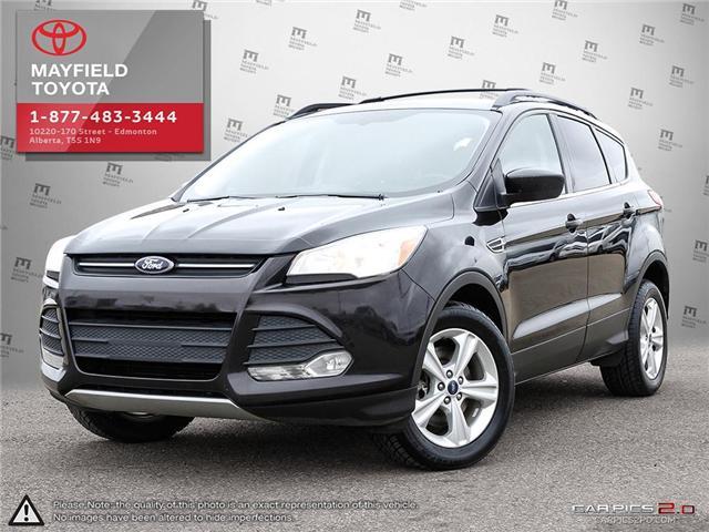 2013 Ford Escape SE (Stk: 1802578A) in Edmonton - Image 1 of 20