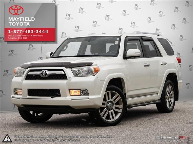 2011 Toyota 4Runner SR5 V6 (Stk: 1802237B) in Edmonton - Image 1 of 20
