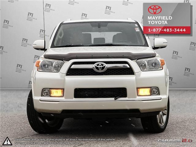 2011 Toyota 4Runner SR5 V6 (Stk: 1802237B) in Edmonton - Image 2 of 20