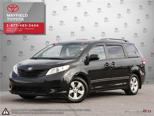 2012 Toyota Sienna LE 7 Passenger (Stk: 1802563A) in Edmonton - Image 1 of 22