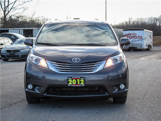 2012 Toyota Sienna  (Stk: 90105A) in Whitby - Image 2 of 19