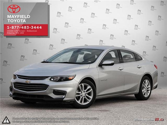 2018 Chevrolet Malibu LT (Stk: 184243) in Edmonton - Image 1 of 22