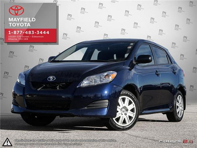 2014 Toyota Matrix Base (Stk: 1802571A) in Edmonton - Image 1 of 20