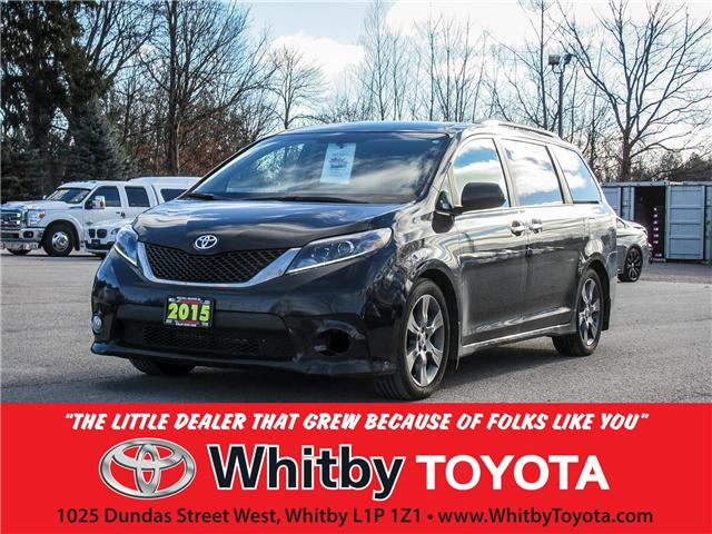 2015 Toyota Sienna  (Stk: 90173A) in Whitby - Image 1 of 18