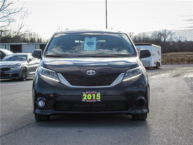 2015 Toyota Sienna  (Stk: 90173A) in Whitby - Image 2 of 18