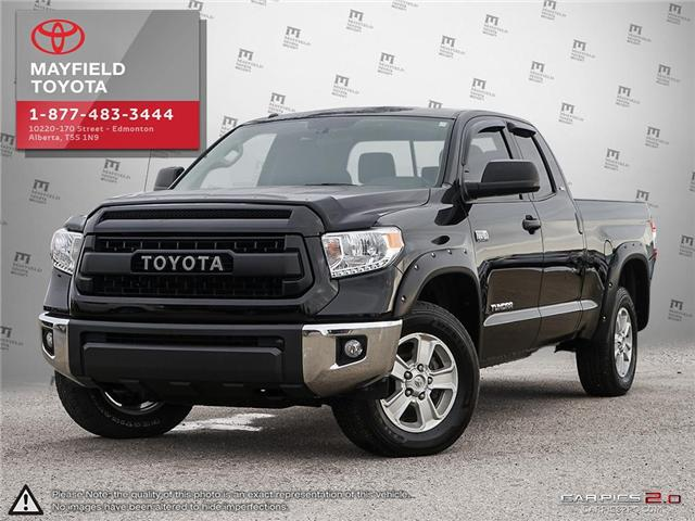 2016 Toyota Tundra SR 5.7L V8 (Stk: 1802313A) in Edmonton - Image 1 of 20