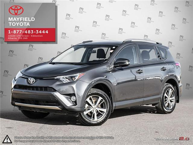 2016 Toyota RAV4 XLE (Stk: 1802551A) in Edmonton - Image 1 of 20