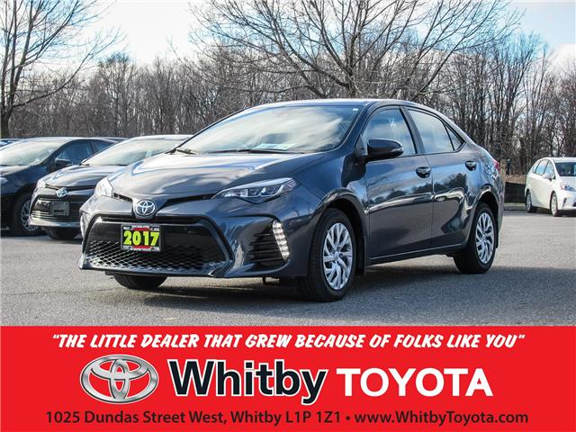 2017 Toyota Corolla  (Stk: 80889A) in Whitby - Image 1 of 19