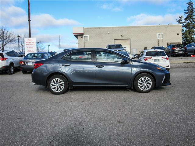 2017 Toyota Corolla  (Stk: 80889A) in Whitby - Image 4 of 19