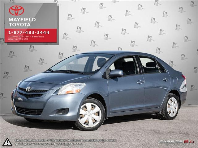 2008 Toyota Yaris Base (Stk: 190175A) in Edmonton - Image 1 of 20